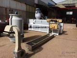 供应废旧塑料带水造粒机,电磁加热塑料造粒机组