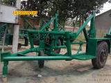 钢绞线运输拖车收放线拖车一体拖车