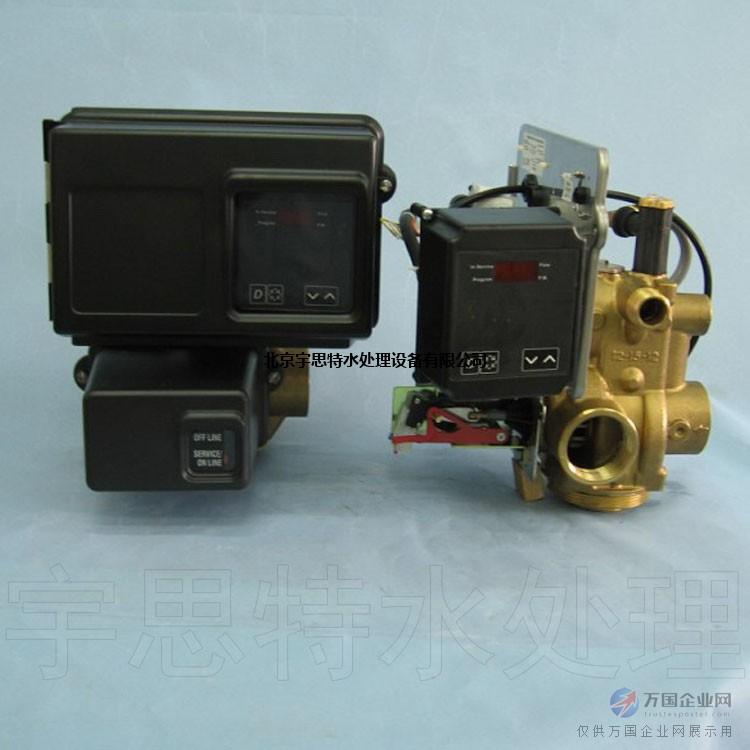 软化水控制阀 富莱克FLECK控制阀 润新控制阀及配件
