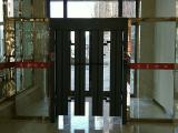 供应西安自动门西安高档住宅小区写字楼快速行人折叠自动门