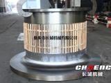 大型球磨机端盖铸造厂家