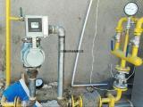 工业管道天然气流量计
