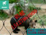 2018新研发透气型动物园围网鸟语林网,笼舍散热快降低死亡率