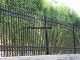 小区栅栏-烤漆栅栏