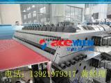 塑料彩钢瓦设备、塑料仿古瓦机器、合成树脂瓦生产线