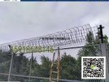 保税区港口围网 钢丝网厂家现货批发 Y型柱围栏网价格