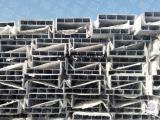 6063铝型材大口径铝扁管铝方管 各种金属加工材图纸