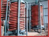 石城龙泰厂家生产1200型号独居石螺旋溜槽分选机矿山选矿设备