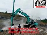 挖掘机改装钻孔机,挖改全液压凿岩机,切削钻机,潜孔钻机