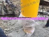 新疆阿拉尔大型液压分裂机用途及特点
