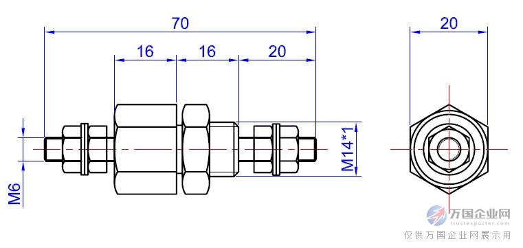 优质fdc05系列直流穿心电容丨馈通滤波器