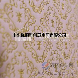 欧式风格刺绣软包