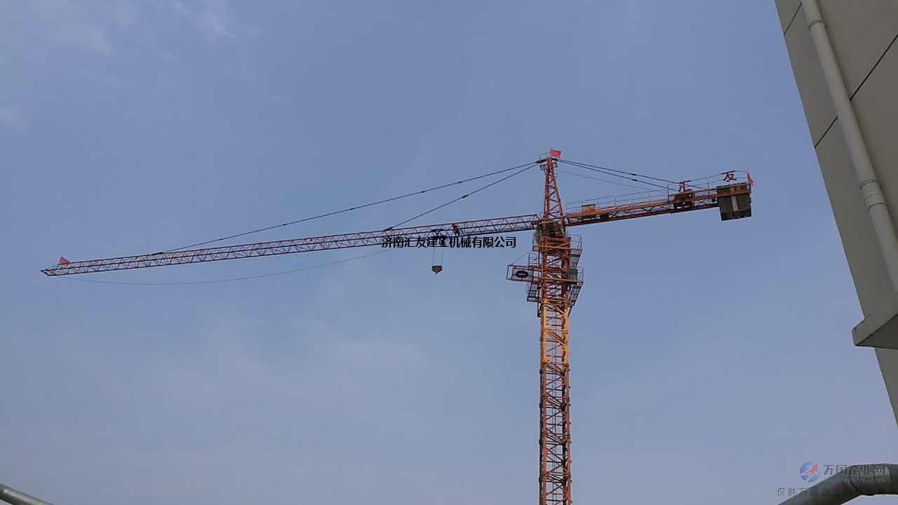 塔机价格选塔机尽在汇友qtz5610塔吊