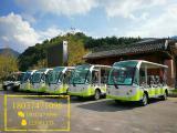 河南电动观光车,景区电瓶车,旅游观光车,11座电动观光车