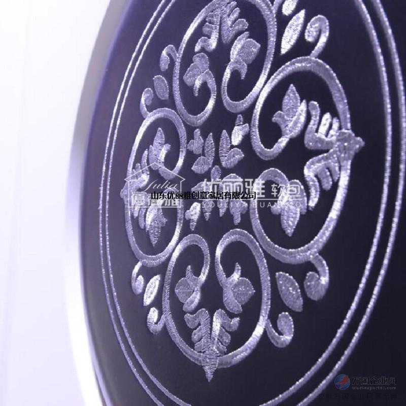 欧式刺绣新古典风格