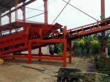 具有高的效率使用机能滚筒筛沙机鑫力达机械