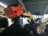 土壤破碎筛分设备  土壤筛分破碎铲斗   土壤破碎混合设备