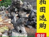 吨位太湖石工程案例图