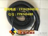 螺旋弹簧电缆