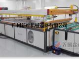 大型丝印机玻璃彩釉设备广州新晔