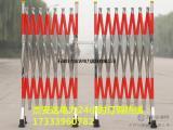 杰安达牌1.2*2.5米不锈钢移动伸缩护栏厂家批发价格