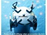 JIS 5K-100A筒形海水滤器,日标筒形海水过滤器