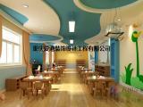 渝北区两路幼儿园装修设计、幼儿早教中心装修、重庆爱港装饰