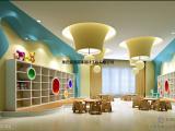 重庆双语幼儿园装修_特色幼儿园设计_幼儿园设计施工_爱港装饰