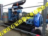 柴油机抽沙泵,砂砾泵安装图,推荐石泵渣浆泵业