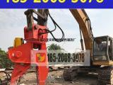 挖掘机旋转液压钳,液压钳夹子,拆迁粉碎混凝土设备