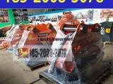 320挖掘机安装夯实机 回填土夯实设备 平板振动夯