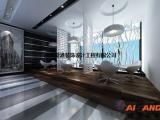 重庆办公室装修设计 办公室空间装饰设计办公写字楼装修