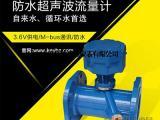 防水管道式超声波流量计碳钢材质上海佰质仪器仪表有限公司