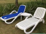 2018新款舒适的ABS塑料泳池躺椅