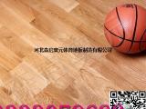 体育篮球运动木地板具有良好的防滑性能
