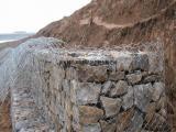 护坡加固 河道治理石笼网厂家 边坡格宾石笼固滨笼