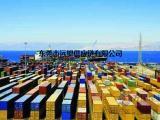 中国出口泰国门到门双清物流专线