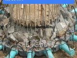 混凝土桩头破除用液压破桩机截桩器
