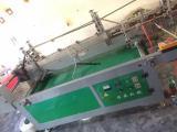 销售八成新二手半自动PVC胶盒PET透明盒糊盒机