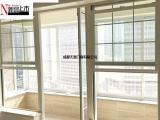 成都厂家定制美式提拉窗上下推 铝合金提拉窗