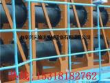 兴运工业胶带式带式圆管皮带机 山东管带机厂家 X6