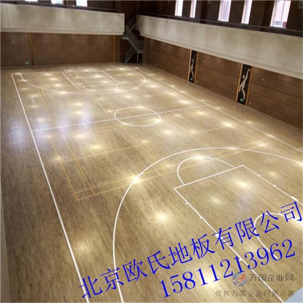 杭州市舞台实木地板篮球木地板价格羽毛球场高铬合金衬板图片