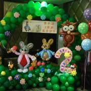 东营开发区气球哥气球装饰服务中心的形象照片