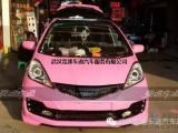 武汉汽车改装外观、汽车外观改装、汽车贴膜就找竞速