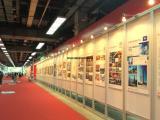 木塑广告展板,PVC发泡板,木塑护墙板