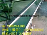 食品包装生产线皮带输送机定做 PVC皮带输送机报价X6