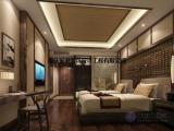 渝中区酒店装修|宾馆装潢设计|重庆爱港装饰|大坪|解放碑