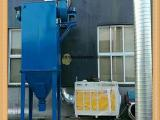 铸造生产线制芯机粉尘废气布袋除尘器UV光氧综合治理设备