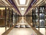 武汉展厅会所装修、展厅装修效果图、会所装修找里予果装修设计