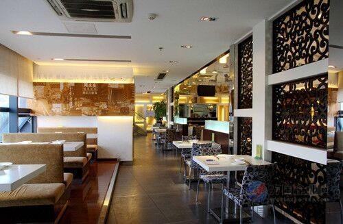 重庆快餐店设计|快餐店装修|快餐厅装修公司|设计施工图片